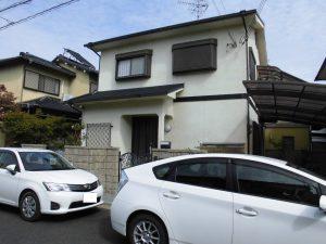 奈良県橿原市K様 屋根外壁調査