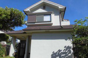 橿原市 安くて長持ちシリコン塗料で外壁塗装リフォーム