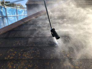 三重県伊賀市Y様 屋根洗浄