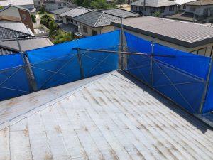 奈良県橿原市I様屋根塗装リフォーム工事