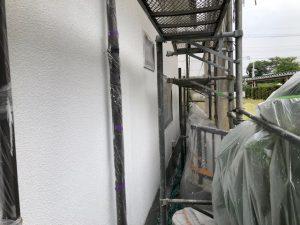 奈良県高取町U様外壁塗り替えリフォーム工事
