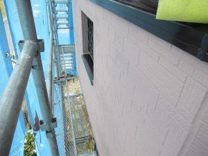 奈良県橿原市N様 ガイナ塗装完成