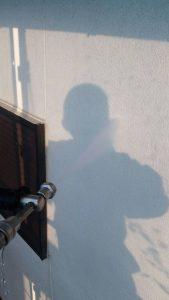 名張市 S様の外壁洗浄1