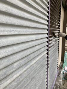 三重県名張市 雨戸塗装5