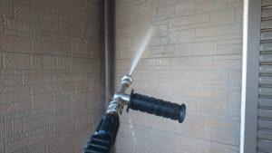 奈良県橿原市 外壁に丁寧なシーラー塗装で少しでも長持ち