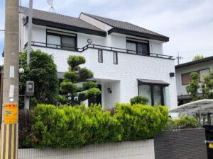 完成2 外壁塗装 奈良県宇陀市