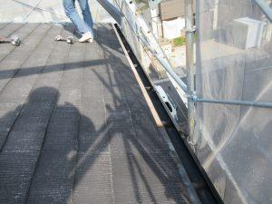 三重県伊賀市N様屋根重ね張りリフォーム工事