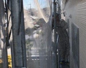 【奈良県橿原市】外壁塗装|塗り替えリフォームの成功は高圧洗浄の丁寧さで決まる