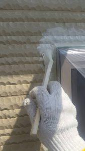【奈良県橿原市】外壁塗装|サイディング壁に汚れに強いシリコン塗料で塗り替えリフォーム