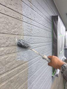 名張市 安くて長持ちのシリコン塗料で外壁塗装リフォーム