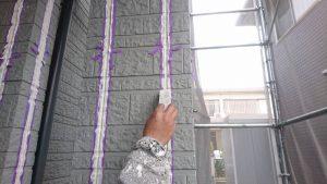 三重県名張市M様外壁修理工事