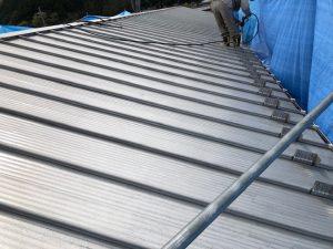奈良県宇陀市M様屋根塗り替えリフォーム工事