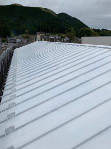 奈良県宇陀市屋根塗装リフォーム工事