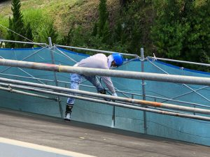 奈良県宇陀市U様屋根塗り替えリフォーム工事