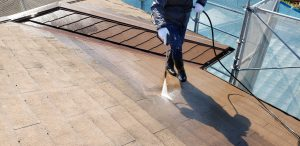 橿原市 屋根塗装リフォーム前の洗浄で耐用年数が決まる