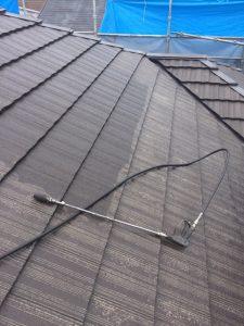 奈良市 屋根塗装