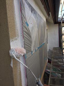 奈良市N様 下塗り塗装