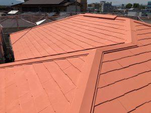 奈良県橿原市屋根塗装リフォーム工事