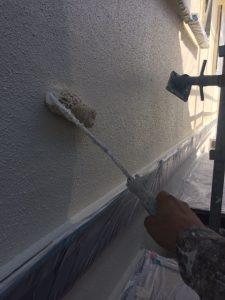 奈良市N様外壁塗装