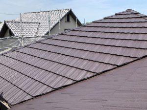 奈良市N様 屋根塗装