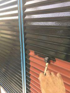 奈良市N様 雨戸塗装