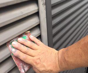 【三重県伊賀市】外壁塗装|見逃すな!手抜きの多い雨戸の塗装は要注意
