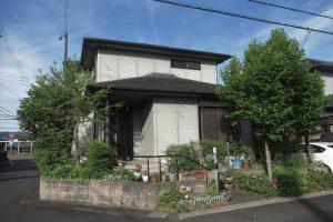 【三重県伊賀市】外壁塗装|サイディング壁に安い費用で長持ちするシリコン塗料で外壁を塗り替え