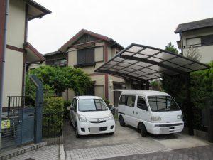奈良県奈良市N様 工事前