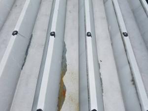 【雨漏り修理・屋根塗装・屋根修理】奈良県橿原市F様 屋根塗り替え工事の詳細です。