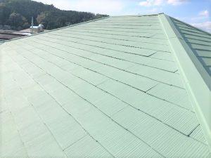 三重県名張市S様屋根塗装リフォーム工事