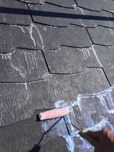 三重県名張市Y様屋根塗装リフォーム工事