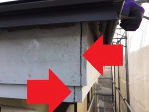 【屋根工事・屋根リフォーム・屋根修理・雨漏り修理】三重県名張市T様邸 雨樋交換工事です。
