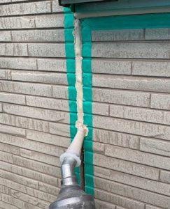 三重県名張市Y様外壁修理工事