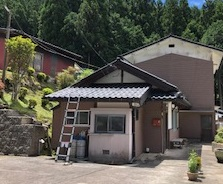 奈良県吉野郡 築30年の家の屋根と外壁の調査と見積もり