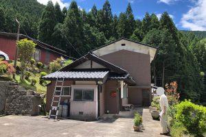 奈良県吉野郡 安くて長持ちするシリコン塗料で外壁塗装