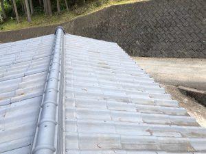 奈良県吉野郡O様屋根と外壁の点検調査と見積もり