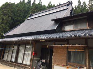 【屋根調査,屋根診断,雨漏り調査】奈良県宇陀市S様邸 屋根調査