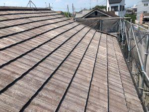 奈良県桜井市N様 屋根洗浄