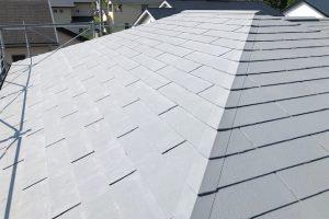 奈良県吉野郡 安くて長持ちのガイナで屋根塗装リフォーム