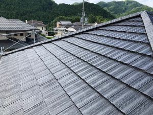 奈良県宇陀市K様屋根塗装リフォーム