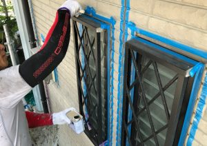 奈良県桜井市 外壁修理