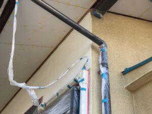 奈良県宇陀市 外壁塗装 下塗り2回目3