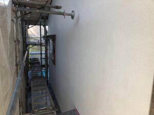 奈良県宇陀市 外壁塗装 下塗り2回目5
