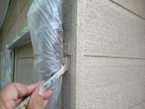 名張市 15年持つシリコン塗料で外壁を塗り替え工事