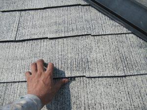 三重県名張市S様屋根塗り替えリフォーム工事