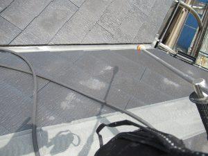 三重県名張市N様の屋根塗り替えリフォーム工事