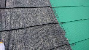 三重県名張市M様屋根塗り替えリフォーム工事