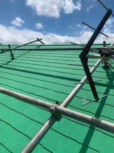 三重県名張市M様屋根塗装リフォーム工事