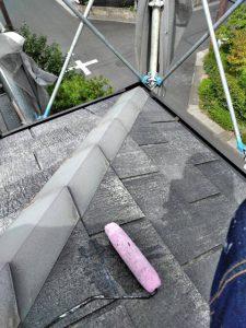 三重県伊賀市T様屋根の塗り替えリフォーム