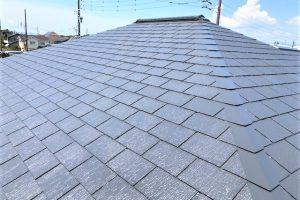 三重県伊賀市 長持ちして安いシリコン塗料で屋根塗り替え